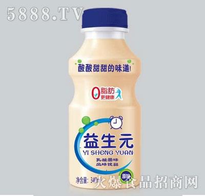 益生元乳酸菌味风味饮品原味