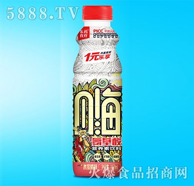 东药食疗氨基酸营养素饮料水蜜桃味458ml