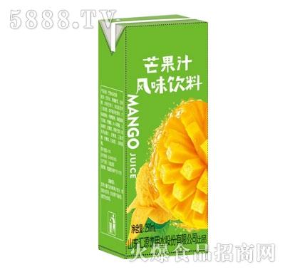 纤乐源芒果汁250ml