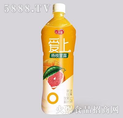 优果缘爱上杨枝甘露1.25L