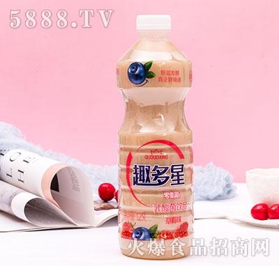 趣多星乳酸菌草莓味1.25L直饮