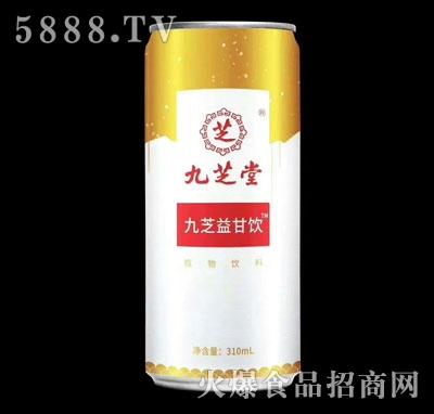 九芝堂植物饮料310ml