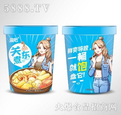 盘吧关东煮剁椒海鲜味170g产品图
