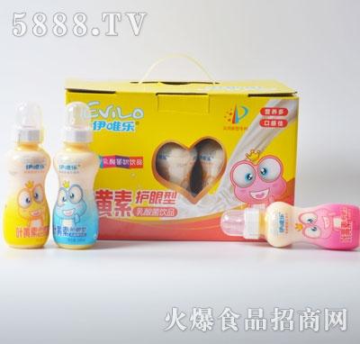 伊唯乐叶黄素护眼型乳酸菌饮品(箱)