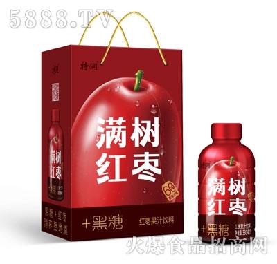 特润满树红枣红枣果汁饮料(袋装)