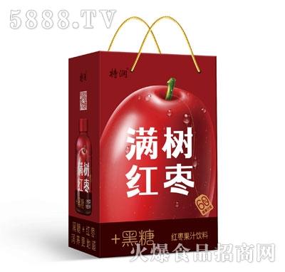 特润满树红枣红枣果汁饮料(袋)