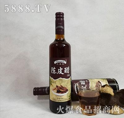 小皮乐陈皮醋饮料650ml