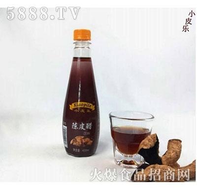 小皮乐陈皮醋饮料430ml