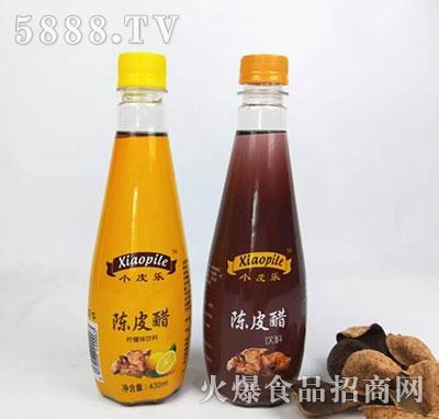 小皮乐陈皮醋430ml
