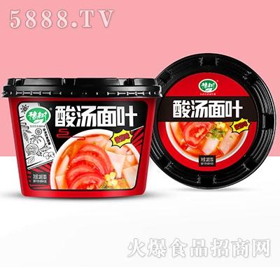 豫树酸汤面叶番茄味