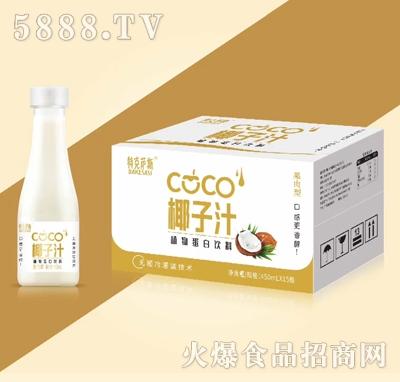 特克萨斯椰子汁450mlX15