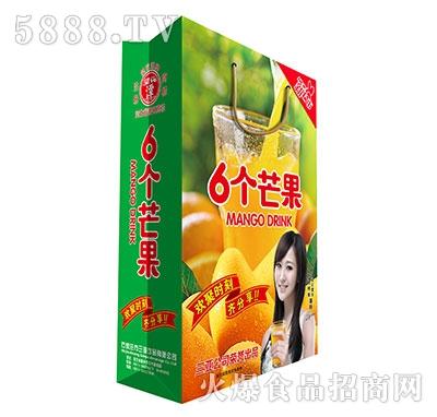 望花�T6��芒果果味�料手提袋