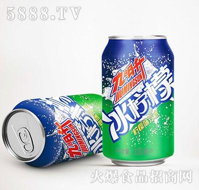 九明升冰��檬汽水330ml