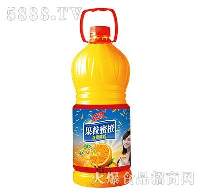 九明升果粒蜜橙2.5L