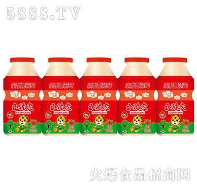 小帅虎乳酸菌草莓味100ml
