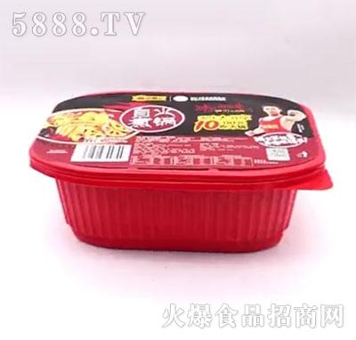 旺福王分享版自煮小火锅牛油味