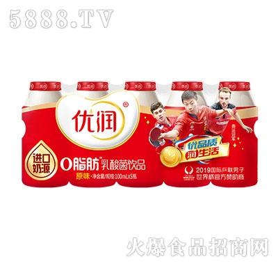优润乳酸菌饮品100ml×5瓶