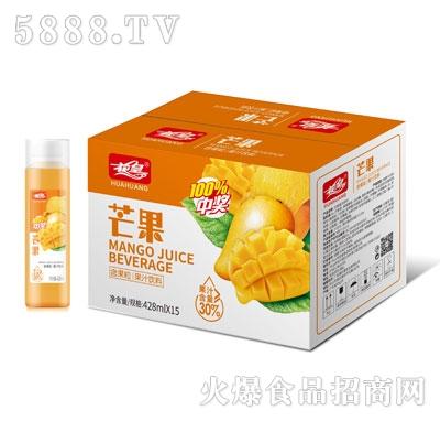 花皇芒果果汁饮料428mlX15