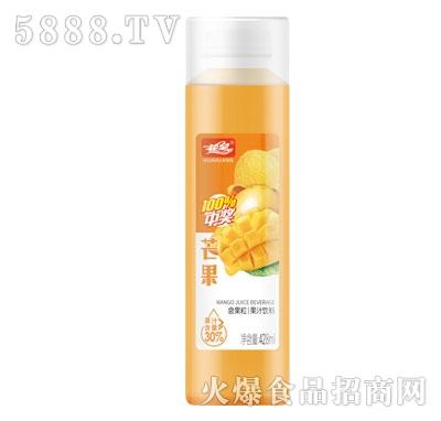 花皇芒果果汁饮料428ml