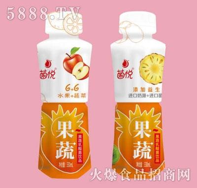 菌悦果蔬乳酸菌饮品330ml