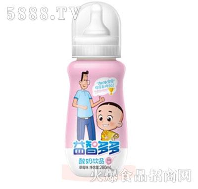 益智多多酸奶饮品280ml
