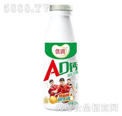 优润AD钙奶220ml