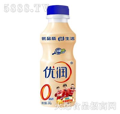 优润乳酸菌饮料340g