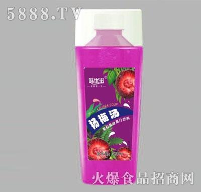 味优滋杨梅汤420ml