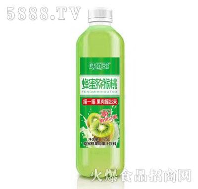 味优滋蜂蜜猕猴桃果汁饮料1.25L