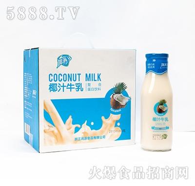 加满多椰汁牛乳复合蛋白饮料910mlx6瓶