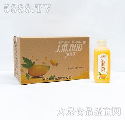 加满多芒果汁饮料500mlx15瓶