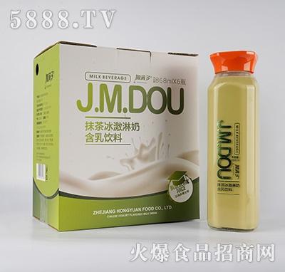 加满多抹茶冰淇淋奶含乳饮料868mlx6瓶