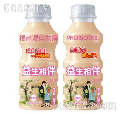 菌悦益生相伴乳酸菌饮品