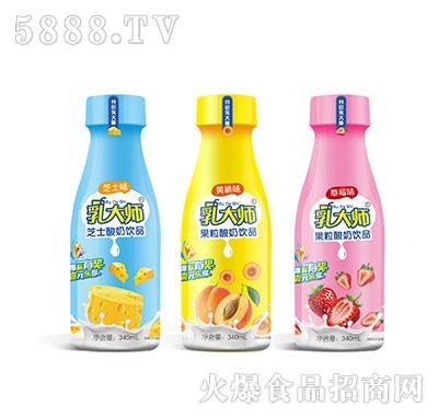 乳大师酸奶饮品340ml