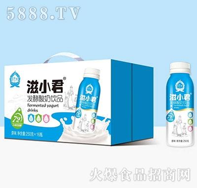 滋小君发酵酸奶原味250mlx16