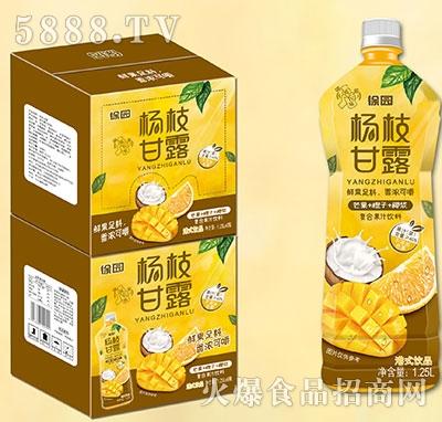 徐园杨枝甘露饮品1.25Lx6