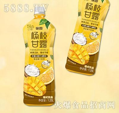 徐园杨枝甘露饮品1.25L
