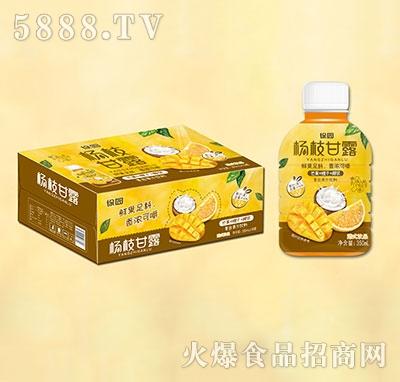 徐园杨枝甘露饮品350mlx15