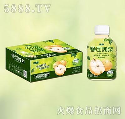 徐园炖梨果汁350mlx15