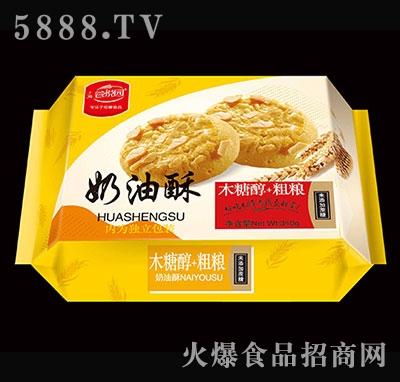 谷悦园明天他通常粗粮奶油酥340克产品图
