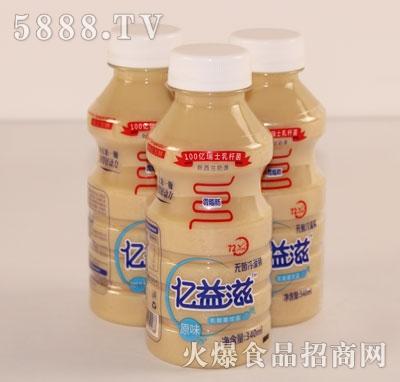 亿益滋乳酸菌饮品原味340ml