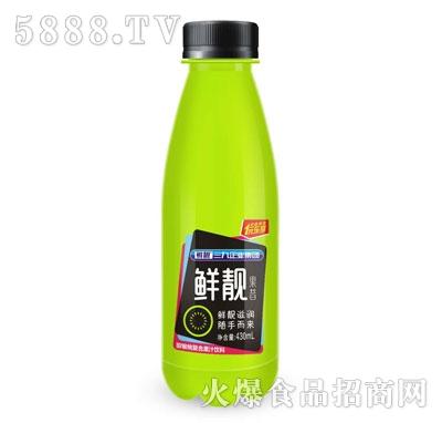 鲜靓果昔猕猴桃复合果汁饮料430ml