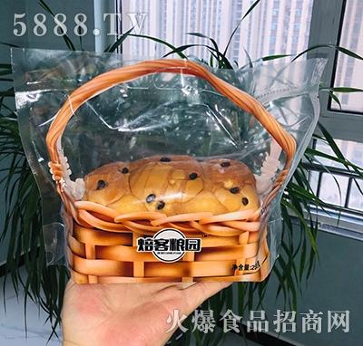 烘客粗园面包238g
