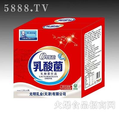 光明乳业乳酸菌饮品1.25L×6瓶