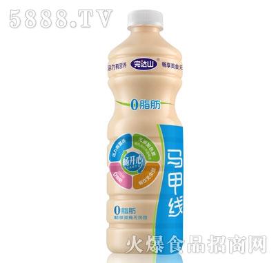 完达山畅开心乳酸菌饮品(马甲线)