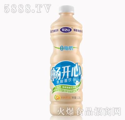 完达山畅开心乳酸菌饮品1.25L