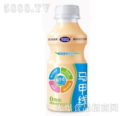 完达山畅开心乳酸菌饮品338ml(马甲线)