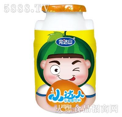 完达山小达人乳酸菌饮料125ml(瓶)
