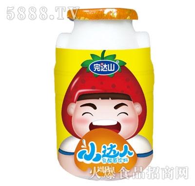 完达山小达人乳酸菌饮料125ml(瓶装)