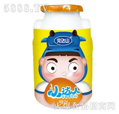 完达山小达人乳酸菌饮料125ml(瓶子)